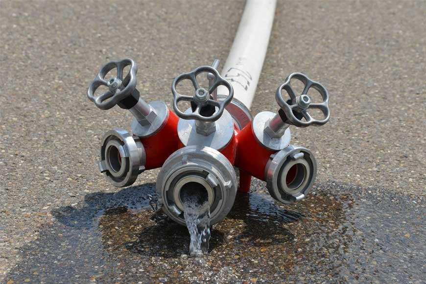 Fire-hoses