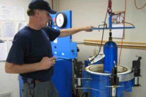 Cylinder Pressure Testing