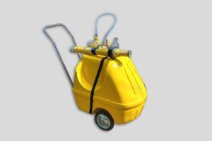 Mobile Foam Trolley Units